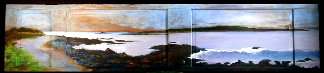 Christy Bergland, East Point Panorama